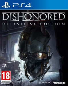 игра Dishonored: Definitive Edition PS4 - Русская версия