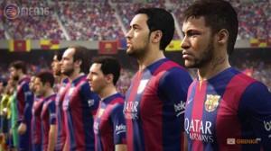 скриншот  Ключ для Fifa 16 #2