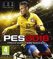 Игра Ключ для Pro Evolution Soccer 2016