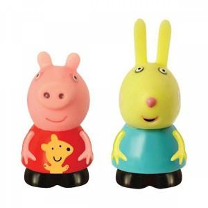 Набор игрушек-брызгунчиков Peppa 'Пеппа и Ребекка'