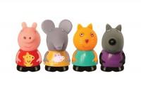Набор игрушек-брызгунчиков Peppa 'Пеппа и ее друзья'