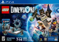 игра Lego Dimensions PS4