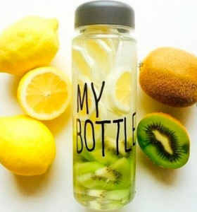 фото Бутылка для воды 'My Bottle' в чехле #4