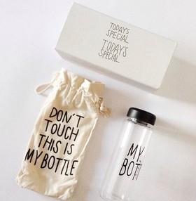 фото Бутылка для воды 'My Bottle' в чехле #5