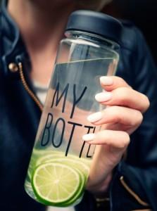 фото Бутылка для воды 'My Bottle' в чехле #7