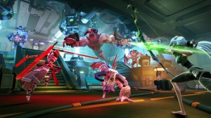 скриншот Battleborn #2