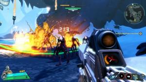 скриншот Battleborn #4