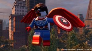 скриншот Lego Marvel's Avengers PS4 - Lego Marvel's Мстители - Русская версия #2