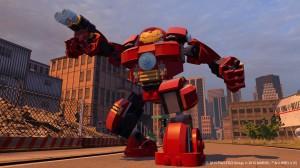 скриншот Lego Marvel's Avengers PS4 - Lego Marvel's Мстители - Русская версия #4