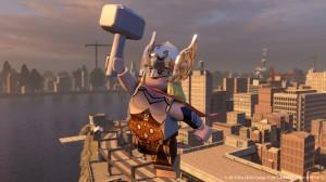 скриншот Lego Marvel's Avengers PS4 - Lego Marvel's Мстители - Русская версия #5