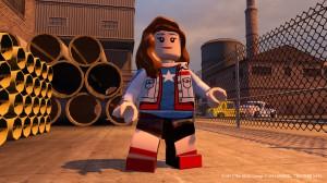 скриншот Lego Marvel's Avengers PS4 - Lego Marvel's Мстители - Русская версия #6