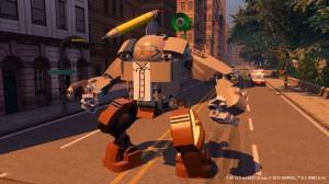скриншот Lego Marvel's Avengers PS4 - Lego Marvel's Мстители - Русская версия #7