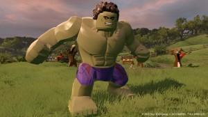 скриншот Lego Marvel's Avengers PS4 - Lego Marvel's Мстители - Русская версия #8
