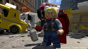 скриншот Lego Marvel's Avengers PS4 - Lego Marvel's Мстители - Русская версия #9