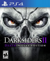 игра Darksiders 2: Deathinitive Edition PS4 - Русская версия