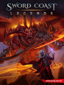 игра Sword Coast Legends