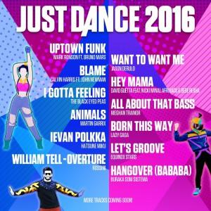 скриншот Just Dance 2016 PS3 #2
