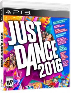 игра Just Dance 2016 PS3