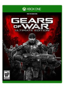 игра Gears of War: Ultimate Edition Xbox One