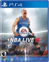 игра NBA Live 16 PS4