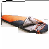 Спальный мешок Deuter Dream Lite 400 R sun orange-midnight