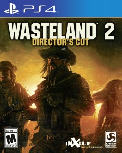 игра Wasteland 2: Director's Cut PS4 - Русская версия