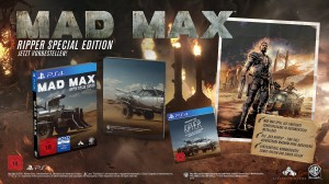 скриншот Mad Max. Ripper Special Edition PS4 - Русская версия #2