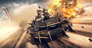 скриншот Mad Max. Ripper Special Edition PS4 - Русская версия #4