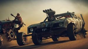 скриншот Mad Max. Ripper Special Edition PS4 - Русская версия #6