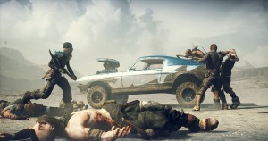скриншот Mad Max. Ripper Special Edition PS4 - Русская версия #8