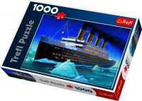 Пазл 'Титаник Trefl'