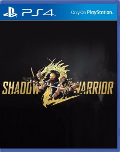 игра Shadow Warrior 2 PS4 - Русская версия