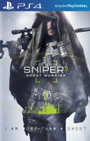 игра Sniper: Ghost Warrior 3 PS4 - Русская версия