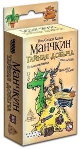 Настольная игра Hobby World 'Манчкин: Тайная добыча' (1419)