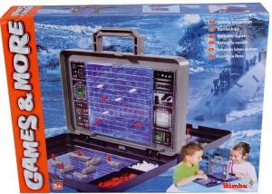Настольная игра Simba 'Морской бой' (6100335)