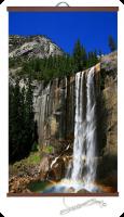 Подарок Настенный обогреватель-картина 'Водопад' (00102)