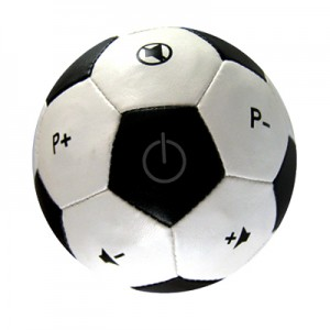 фото Универсальный ТВ пульт 'Футбольный мяч' #2