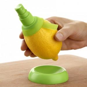 Подарок Диспенсер для фруктов Citrus Spray 'Лимон'