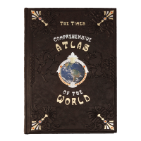 Книга Атлас мира.The Times Comprehensive Atlas of the World