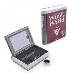 Подарок Набор для вина 'Лучшие вина мира'