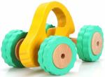Машинка 'Роли-Поли' (желтая/оранжевая)