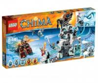 Конструктор LEGO Ледяная крепость Сэра Фангара
