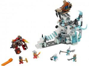 фото Конструктор LEGO Ледяная крепость Сэра Фангара #2