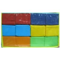 Набор кубиков 12 шт. Цветные