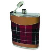 Подарок Фляга Vin Bouquet 'Шотландский Тартан' (FIA 016)