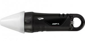 Фонарь туристический ручной AMP 1L LED w/ Bottle Opener & Cone Черный