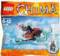 Конструктор LEGO Ледяной снегоход Сайкора