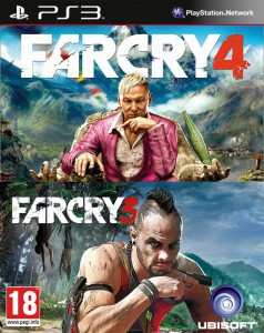 игра Комплект Far Cry 3 + Far Cry 4 PS3