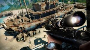 скриншот Комплект Far Cry 3 + Far Cry 4 PS3 #3