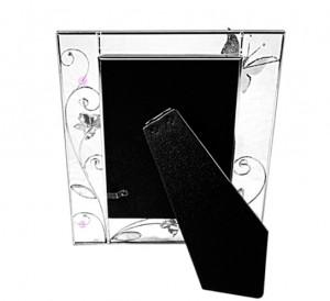 фото Фоторамка Charme de Femme 'Колокольчики и зеркальная бабочка' #3